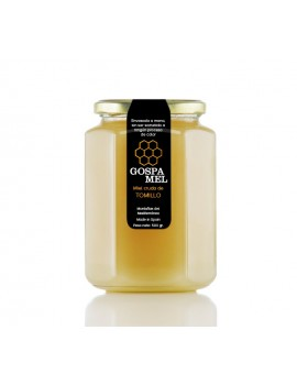 Caja 11 unidades miel cruda de Tomillo