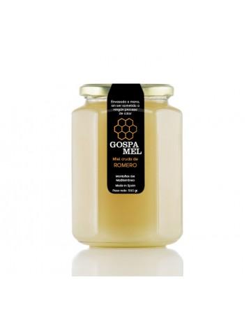Caja 11 unidades miel cruda de Romero